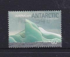 Australian Antarctic Territory  S 186 2011 Icebergs 60c Iceberg,used, - Used Stamps
