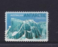 Australian Antarctic Territory  S 188c 2011 Icebergs Selfadhesive 60c Iceberg,used, - Used Stamps