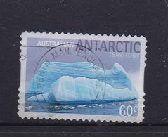 Australian Antarctic Territory  S 189c 2011 Icebergs Selfadhesive 60c Iceberg,used - Australian Antarctic Territory (AAT)