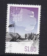 Australian Antarctic Territory  S 197 Philip Law $ 1.80 Flag,used - Australian Antarctic Territory (AAT)