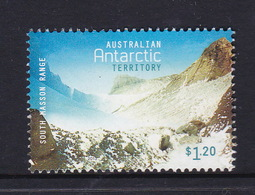 Australian Antarctic Territory  S 207 2013 Mountains $ 1.20 South Masson Range,used - Used Stamps