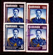 Guatemala-0164 - Emissione Di P.A.  1959 (o) Used - - Guatemala