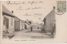CPA ISLANDE ISLAND REYKJAVIK Westergata Timbre Stamp 1904 - Iceland