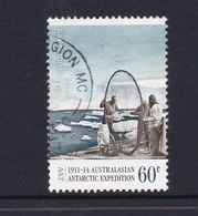 Australian Antarctic Territory  S 216 2014 Expedition Part IV Homeward Bound 60c Scientific Research,Used, - Used Stamps