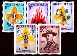 Guatemala-0165 - Emissione Di P.A.  1966 (++) MNH - - Guatemala