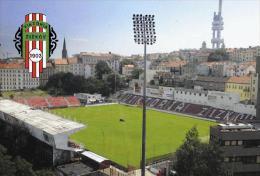 Stadium FK Viktoria Stadion (FK Viktoria Žižkov, Czech Republic) Postcard - Size: 15x10 Cm. Apr. - Soccer