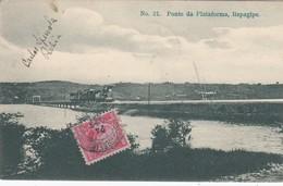N° 21 Itapagipe - Ponte Da Plataforma - Trem - Other