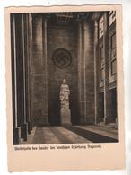 Nr. 4500,  Bayreuth, Weihehalle, - War 1939-45