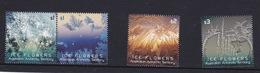 Australian Antarctic Territory  S 236-239 2016 Ice Flowers,Mint Never Hinged - Australian Antarctic Territory (AAT)