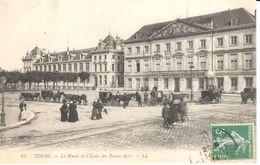 (37) Indre Et Loire - CPA - Tours - Le Musée Et L'Ecole Des Beaux-Arts - Tours