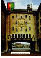 Bruxelles Mont Des Arts L'horloge Het Uurwerk The Clock Turmuhr - Monumentos, Edificios