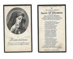 54a BP Van Honsebrouck Werken 6 Jan. 1860 Audenaarde 19 Oct 1928 - Godsdienst & Esoterisme