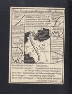 Dt. Reich Propaganda PK 1931 Polen Poland Korridorhafen Gdingen Danzig - Ostpreussen