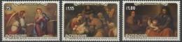 Penrhyn 1985 Yvertn° 317-319 *** MNH Cote 7,00 Euro Noël Kerstmis Christmas - Penrhyn