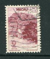 MACAO- Y&T N°325- Oblitéré - Macao