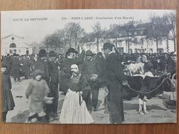 Pont L'Abbe.conclusion D'un Marché.édition Andrieu - Pont L'Abbe