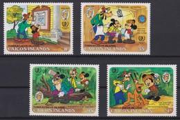 2133 WALT DISNEY  COCOS ISLANDS  ( TOM SAWYER , DETECTIVE )  MARK TWAIN . - Disney