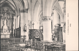 Lennik St Martens Lennick : De Kerk 1902 - Lennik