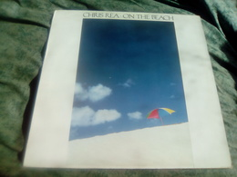 "CHRIS REA ""On The Beach"" - Rock"