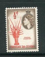 TRISTAN DA CUNHA- Y&T N°14- Neuf Avec Charnière * (crustacé) - Tristan Da Cunha