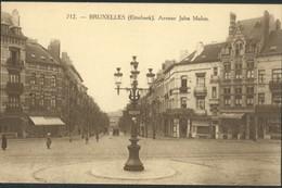 Etterbeek : Avenue Jules Malou - Etterbeek