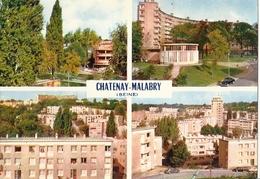 CPSM Chatenay-Malabry La Butte Rouge - Chatenay Malabry