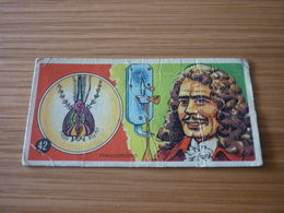 Microscope Old Greek MELO '70s Game Trading Card - Trading Cards