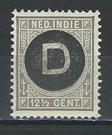 Niederländisch Indien NVPH D2,  Mi D2 * - Netherlands Indies