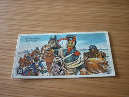 Napoleon Bonaparte In Russia Old Greek MELO '70s Game Trading Card - Trading Cards