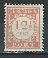 Niederländisch Indien NVPH P29, Mi P33 * - India Holandeses