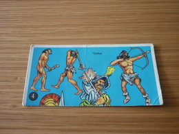 Archery Weapons Old Greek MELO '70s Game Trading Card - Trading Cards