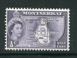 MONTSERRAT- Y&T N°133- Neuf Avec Charnière * - Montserrat