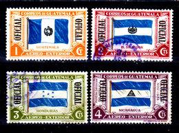 Guatemala-0175 - P.A. Servizio  1939 (+/o) LH/Used - - Guatemala