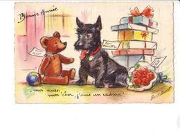 G. Bouret : MD/Bonne Année : Moi Aussi, Mon Cher, J'suis Un Cadeau ! (Bonne Année) - Bouret, Germaine