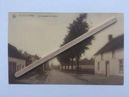 GENAPPE,HOUTAIN-LE-VAL «LA CHAUSSÉE DE NAMUR  «Panorama(O.Cardona-Tournay) NELS . - Genappe
