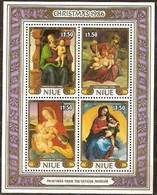Niue 1986 Yvertn° Bloc 104 *** MNH Cote 17,00 Euro Kerstmis Noël Christmas - Noël