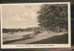 41410196 Woltersdorf Erkner Strandpromenade Am Flakensee Woltersdorf - Allemagne