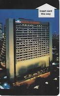 Marina Mandarin Hotel Keycard - Singapore - Hotelkarten