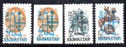 794 490 - KAZAKISTAN 1992 ,  Serie Unificato N. 8/11  *** - Kazakistan