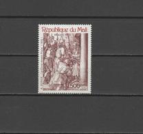 Mali 1980 Paintings Albrecht Dürer - Durer, Easter Stamp MNH - Sin Clasificación
