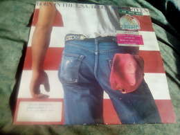 """BRUCE SPRINGSTEEN """"Born In The Usa"""" - Rock"""