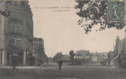 La Garenne Colombes : Carrefour De Charlebourg - Avenue Conté - La Garenne Colombes