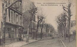 La Garenne Colombes : Rue De Charlebourg - La Garenne Colombes