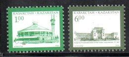 812 490 - KAZAKISTAN 1996 ,  Unificato N. 129/130  *** - Kazakistan