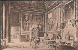 Presence Chamber, Windsor Castle, Berkshire, C.1905-10 - Frith's Postcard - Windsor Castle