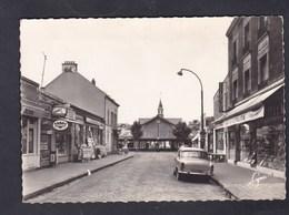 LA GARENNE COLOMBES (92) Rue Voltaire ( Commerces Marché Voiture Simca Aronde P60 Abeille Cartes ) - La Garenne Colombes