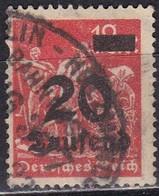 Deutsche Reich, 1923 - 20th On 12pf - Nr.244 Usato° - Deutschland