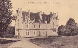 ARTHON - Château De Chandaire - France