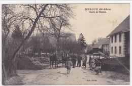 Haut-Rhin - Meroux - Route De Vézelois - Andere Gemeenten