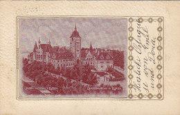 Zürich - Landesmuseum - In Weinrote Seide Gewoben - 1903       (P-145-60418) - Cartes Postales